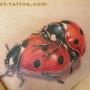 Tatuiruotės intymiose vietose mažas pav.